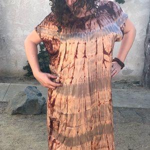 African muumuu (booboo)/Kaftan/day dress